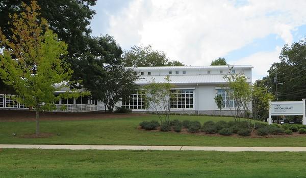 City Of Milton Georgia Library (1)