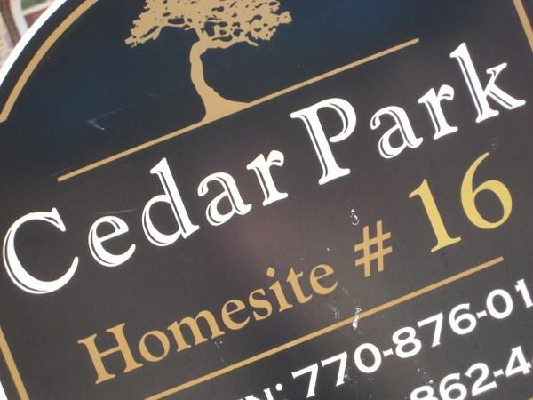 Cedar Park new Homes Milton GA