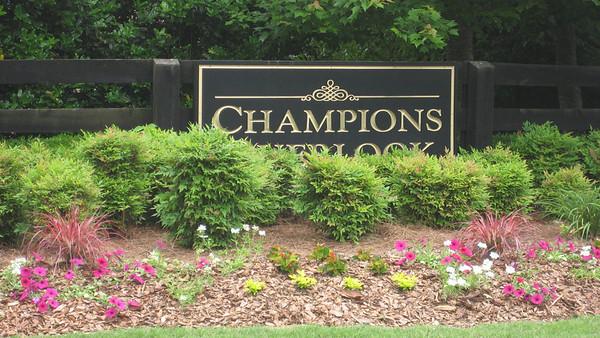 Champions Overlook Milton