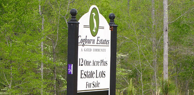 Cogburn Estates Milton GA