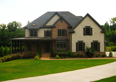 Milton Georgia Estate Homes-Crabapple Brook (19)