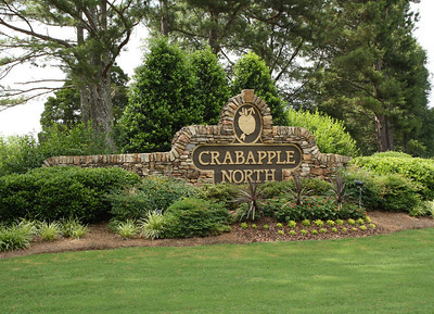 Crabapple North Milton GA Neighborhood Of Homes (4)