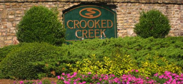 Crooked Creek-Milton Georgia used for active rain header