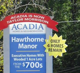Hawthorne Manor Milton GA Neighborhood