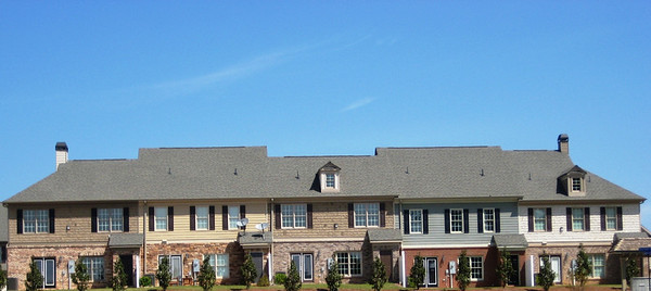 Haywood Commons Milton Georgia Townhome Neighborhood (8)