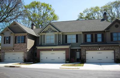 Haywood Commons Milton Georgia Townhome Neighborhood (7)