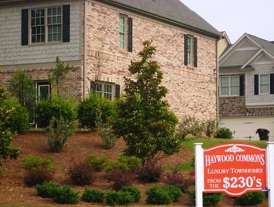 Haywood Commons Milton Georgia Townhome Neighborhood (14)