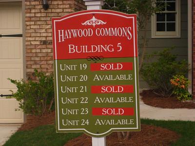 Haywood Commons Milton Georgia Townhome Neighborhood (10)