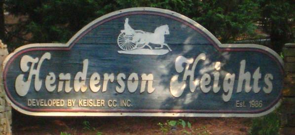 Milton Georgia Henderson Heights Neighborhood (2)