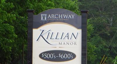 Killian Manor Milton Georgia