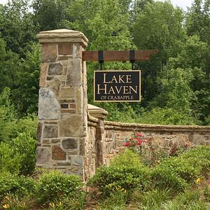 Lake Haven Of Crabapple-Milton Georgia New Homes