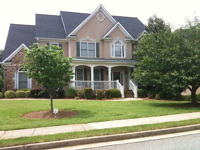 Lake Laurel Neighborhood Of Homes-Milton GA (30)