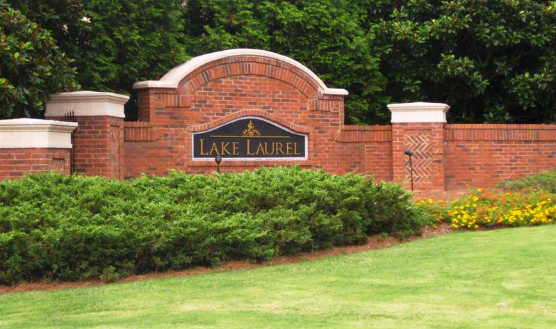 Lake Laurel Milton GA Neighborhood  (2)