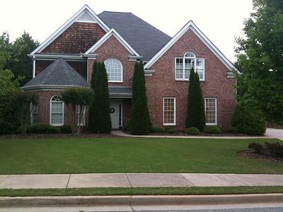 Lake Laurel Neighborhood Of Homes-Milton GA (3)
