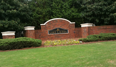 Lake Laurel Neighborhood Of Homes-Milton GA (1)