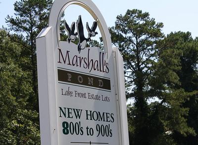 Marshalls Pond Milton GA Neighborhood  (1)