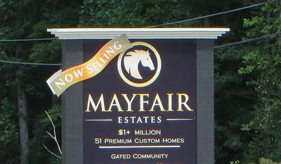 Mayfair Estates Milton GA Estate Homes