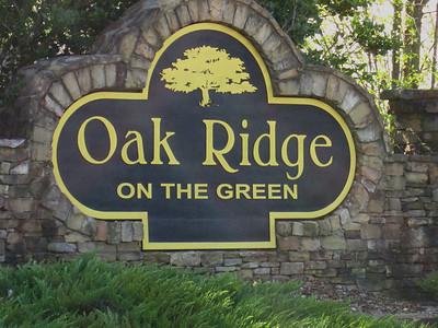 Oak Ridge Milton GA Neighborhood