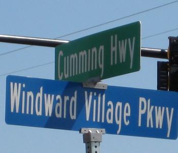 Park At Windward Village Alpharetta Townhomes (2)