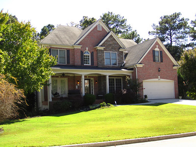 Providence Oaks Milton GA Neighborhood (14)