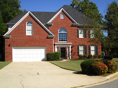 Providence Oaks Milton GA Neighborhood (11)