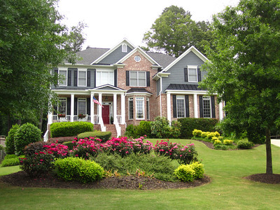 Redd Stone Estate Homes Community Milton Georgia (30)