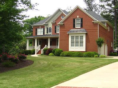 Redd Stone Estate Homes Community Milton Georgia (3)
