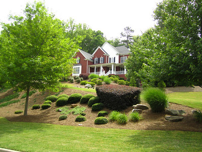 Redd Stone Estate Homes Community Milton Georgia (12)