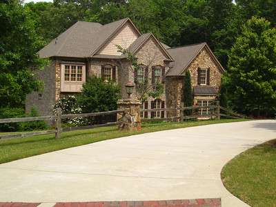 Redd Stone Estate Homes Community Milton Georgia (10)
