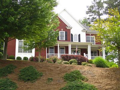 Redd Stone Estate Homes Community Milton Georgia (11)