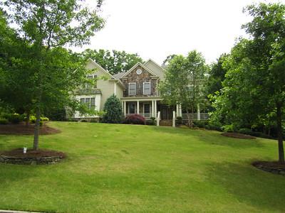 Redd Stone Estate Homes Community Milton Georgia (17)