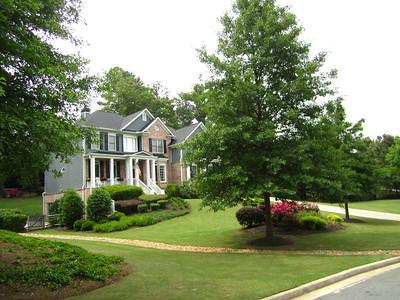 Redd Stone Estate Homes Community Milton Georgia (29)