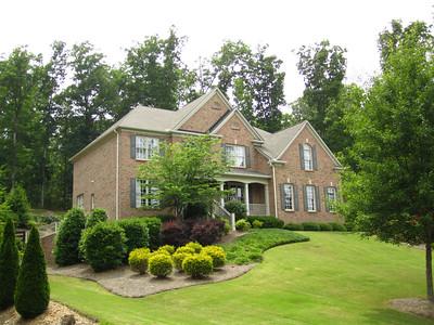 Redd Stone Estate Homes Community Milton Georgia (26)
