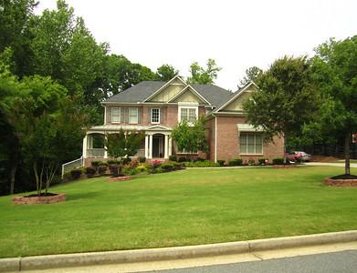 Redd Stone Estate Homes Community Milton Georgia (2)