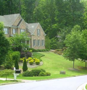 Redd Stone Estate Homes Community Milton Georgia (25)