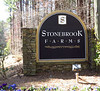 stonebrook farms milton georgia entrance