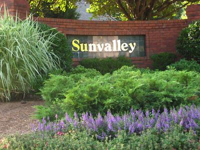 Sunvalley Neighborhood Of Homes Roswell GA (3)