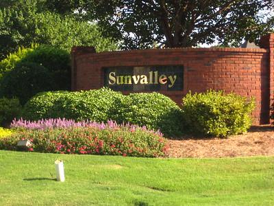 Sunvalley Neighborhood Of Homes Roswell GA (2)