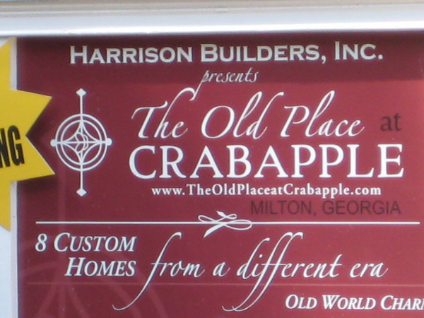 The Old Place Crabapple (2)