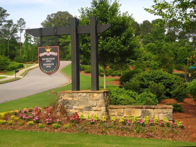 Milton Georgia Triple Crown Estate Community (2)