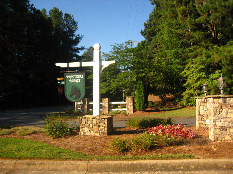 Trotters Ridge-Milton GA