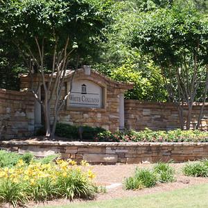 White Columns-Milton Georgia Estate Community