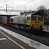 66534 4M46 Southampton - Garston, Wolverton 31/1/15