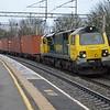 70007 4O14 Ditton - Southampton, Wolverton 31/1/15
