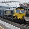 66501 4M62 Southampton - Lawley St, Wolverton 31/1/15