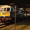 86259 leads 1Z87 Carlisle - London Euston return Cumbrian Mountain Express at Milton Keynes on the night of 1st Feb 2014. Stupid post!!