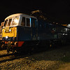 86259 leads 1Z87 Carlisle - London Euston return Cumbrian Mountain Express at Milton Keynes on the night of 1st Feb 2014.