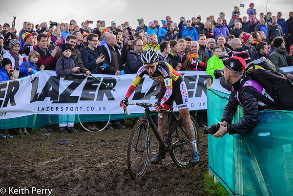 Milton Keynes World Cup Cyclo-cross
