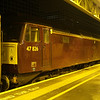 47826 awaiting departure from Milton Keynes with 5Z59 Milton Keynes - Acton Lane ECS on the night of 16th March 2013