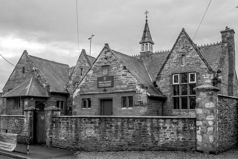 Milton Parochial School, Green Street, Milton Malsor, Northamptonshire